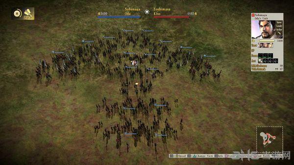 信长之野望创造战国立志传欧美版1