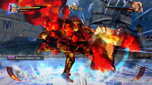 海贼王燃烧之血游戏截图2