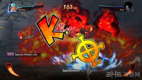 海贼王燃烧之血游戏截图3