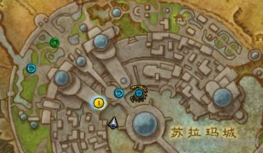 魔兽世界7.0阿鲁因的请求截图1