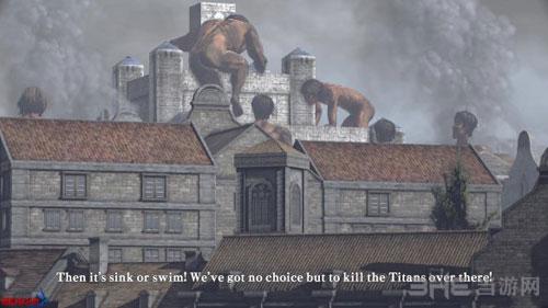 进击的巨人游戏截图6