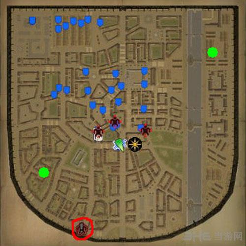 进击的巨人游戏截图1