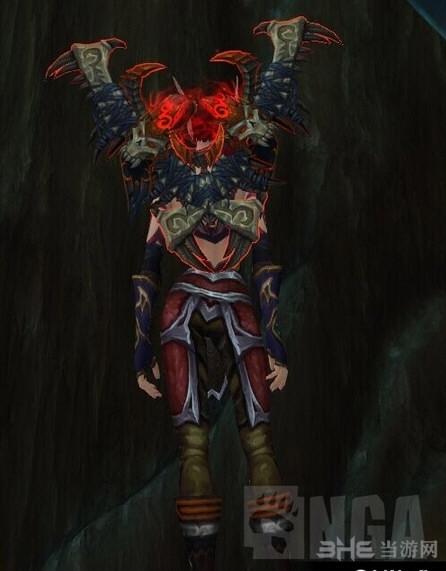魔兽世界7.0DH神器隐藏外观截图9