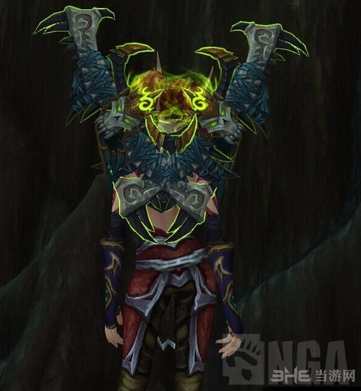 魔兽世界7.0DH神器隐藏外观截图8