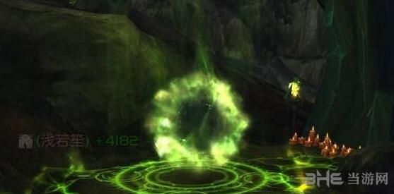 魔兽世界7.0世界任务通缉审判官提沃斯位置截图2