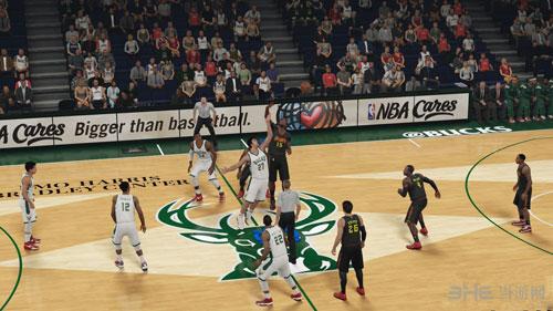 NBA2K17截图1