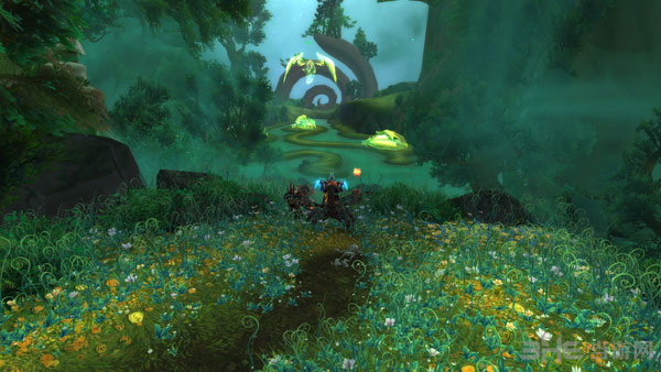 魔兽世界7.0翡翠梦魇截图5