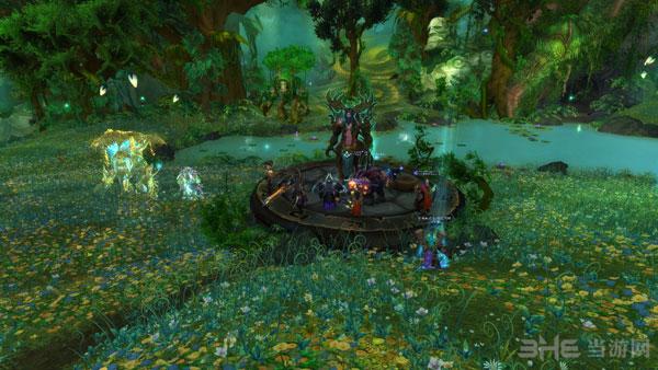 魔兽世界7.0翡翠梦魇截图2