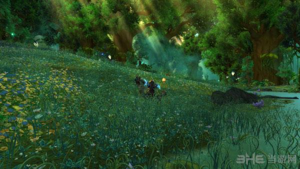 魔兽世界7.0翡翠梦魇截图1