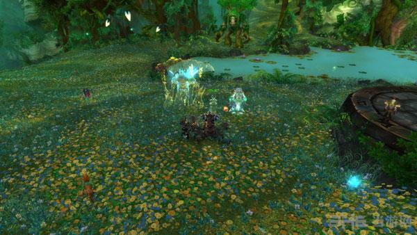 魔兽世界7.0翡翠梦魇截图7