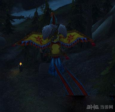 魔兽世界7.0获取鹏羽天角风筝截图5