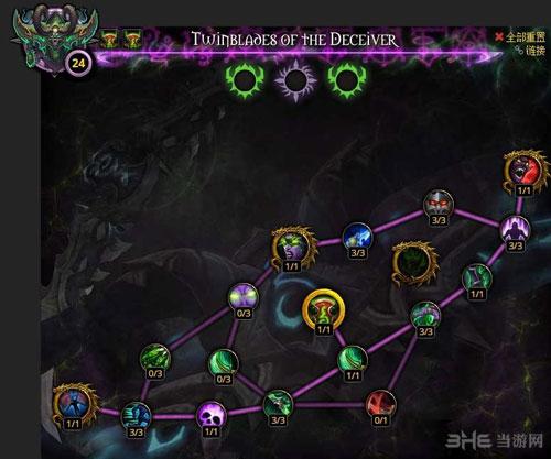 魔兽世界7.0恶魔猎手神器加点图片6