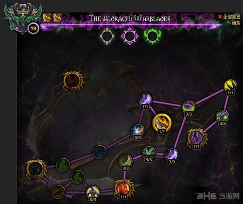 魔兽世界7.0恶魔猎手神器加点图片1