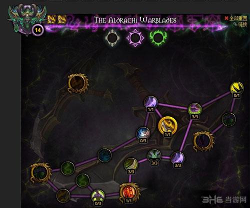 魔兽世界7.0恶魔猎手神器加点图片2