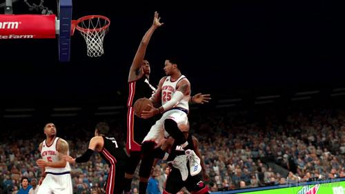 NBA 2K17截图3