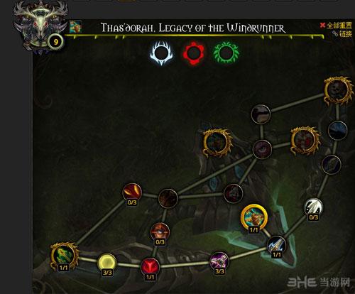 魔兽世界7.0猎人神器加点配图4