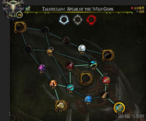 魔兽世界7.0猎人神器加点配图7
