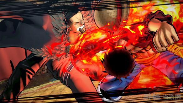 海贼王燃烧之血截图1