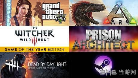 Steam周销量排行榜图片2