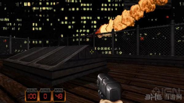 毁灭公爵3D20周年纪念版世界巡回截图2