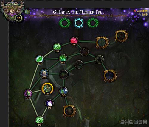 魔兽世界7.0德鲁伊神器加点配图1