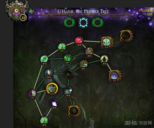 魔兽世界7.0德鲁伊神器加点配图2