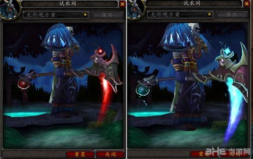 魔兽世界7.0德鲁伊神器及变身外观截图5