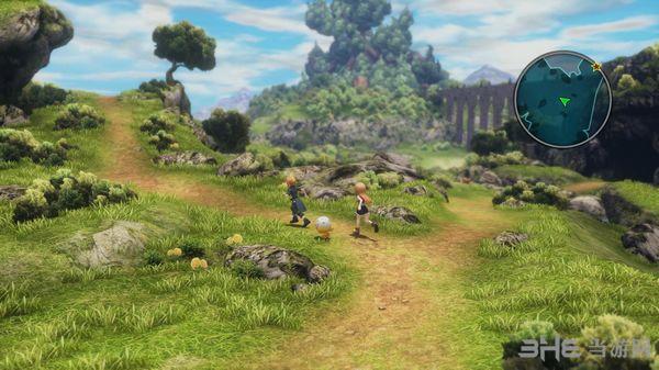 最终幻想世界截图2