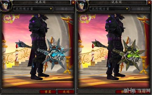 魔兽世界7.0死亡骑士DK神器外观截图8