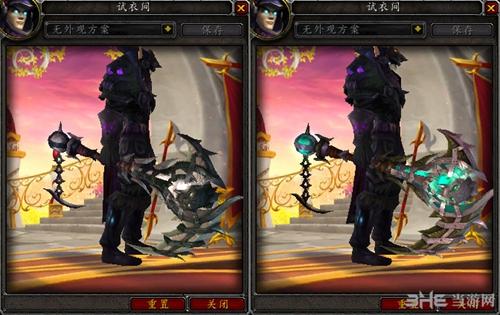 魔兽世界7.0死亡骑士DK神器外观截图10