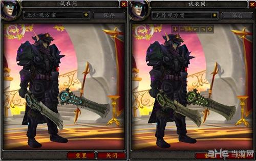 魔兽世界6.0冰霜dk_WOW魔兽世界7.0死亡骑士DK神器外观介绍 各形态模型一览-完整页_当 ...