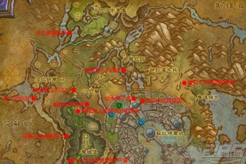 魔兽世界7.0苏拉玛护月堡垒任务截图1