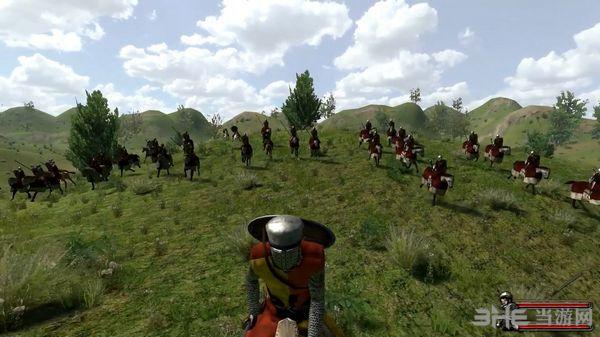 骑马与砍杀战团主机版截图2
