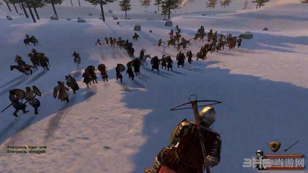 骑马与砍杀战团主机版截图3
