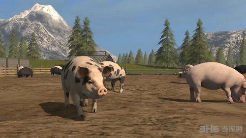 模拟农场17截图