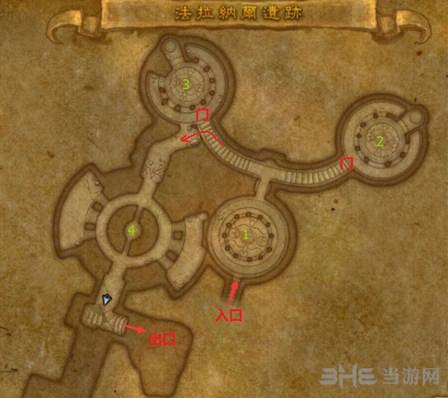 魔兽世界7.0资源整合苏拉玛任务点截图4