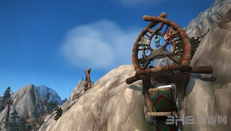 WOW魔兽世界7.0至高岭任务除掉驯服者截图1