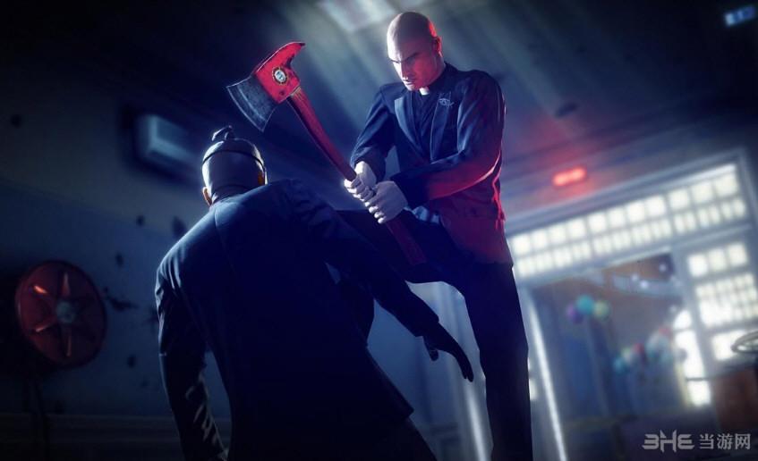 杀手5:赦免全版本两项修改器截图0