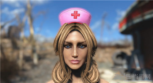 辐射4护士帽MOD截图1