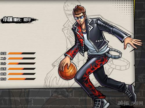 街头篮球手游小瑞截图1