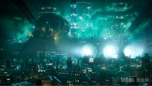 最终幻想7画面截图1