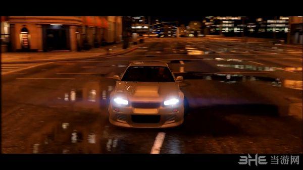 GTA5版极品飞车开场动画截图3