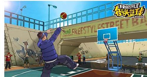 街头篮球手游图片2