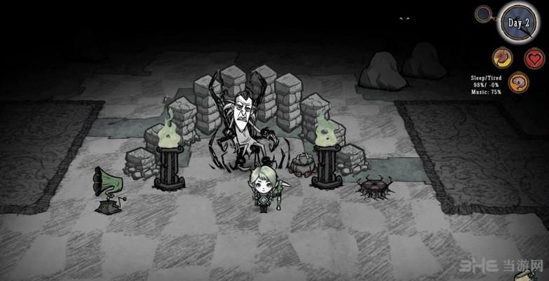 饥荒森林中的精灵MOD截图1