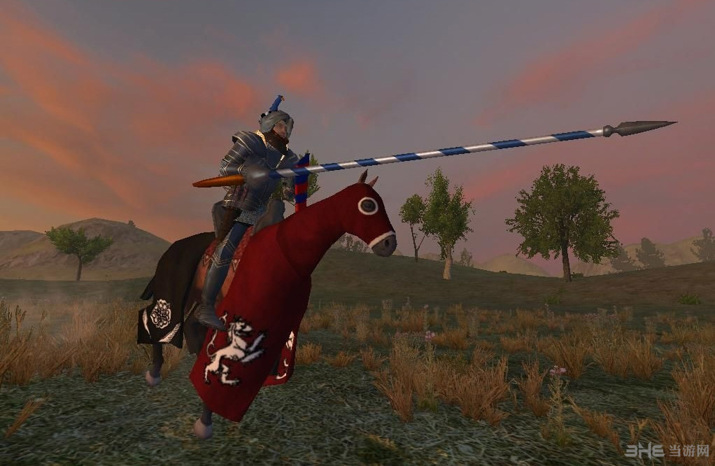 骑马与砍杀1371英法百年战争MOD截图0