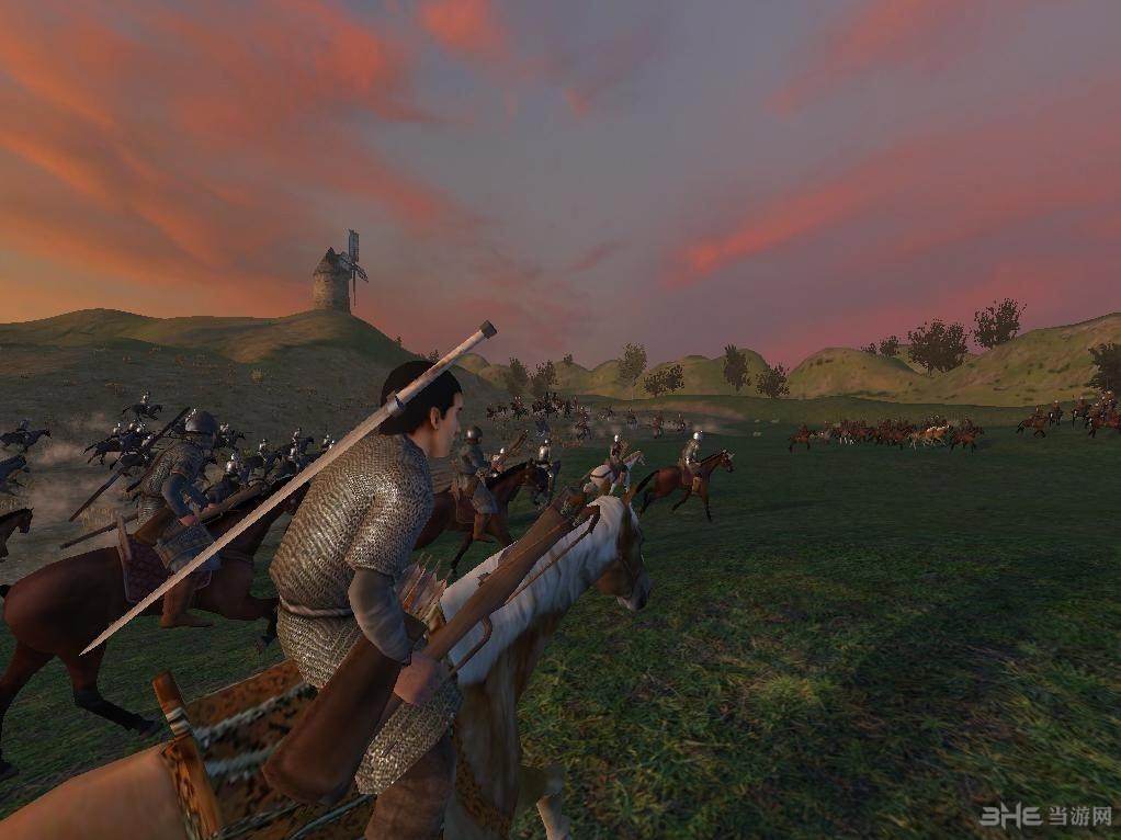 骑马与砍杀剑风传奇MOD截图2