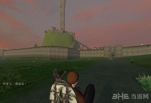 骑马与砍杀城镇建设MOD截图0