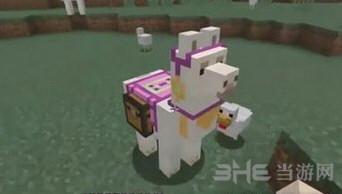 我的世界动物羊驼截图1