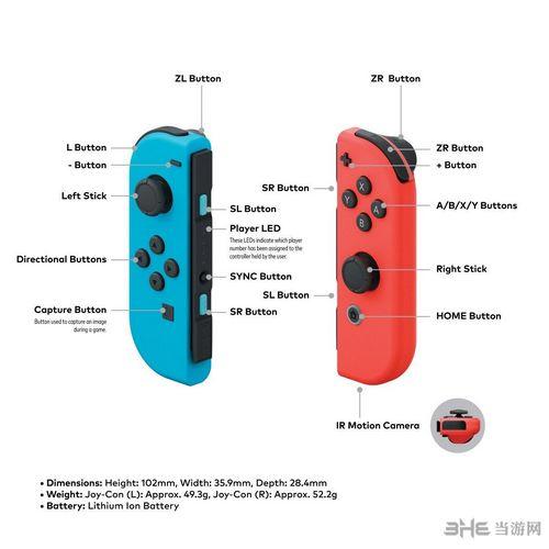 任天堂Switch配置3