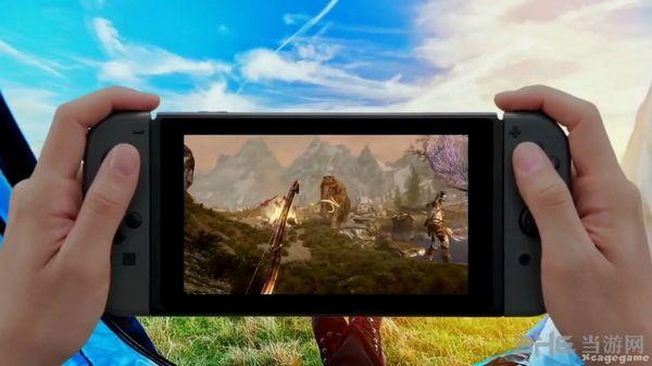 任天堂Switch游戏截图2